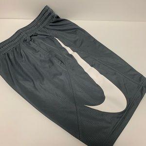 Men's Nike Dri Fit Grey Athletic Shorts